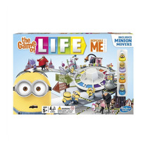 Juego De La Vida Life Villano Fav Minions/ Open-toys Avell47