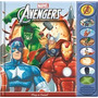 Avengers ( Los Vengadores) Marvel* Play A Sound* Dial