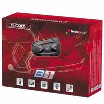 Intercomunicador Nolan Manos Libres B1 N-com Bluetooth N103