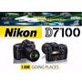Nikon D7100 Kit 18-105 Efectivo Stock Y Garantía