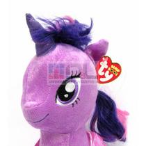 Peluche Mi Pequeño Pony Twilight Sparkle Grande 28cm Hasbro