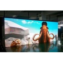 Pantalla Led P10 Interior Indoor Publicidad Eventos