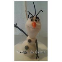 Adorno Para Torta Olaf De Frozen