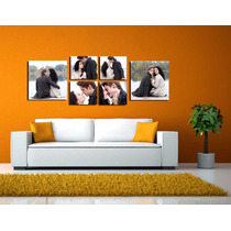 Foto Cuadros Personalizados Con 6 Cuadros - Collage Fotos