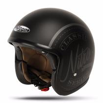 Casco Nitro X581 Decal Abierto Naked Cafe Racer Devotobikes