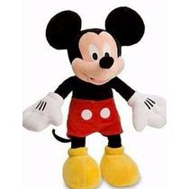 Peluche Mickey Mouse Disney Muñeco Mide 65 Cm Con Licencia