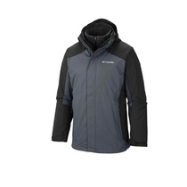 Campera Columbia Eager Air Parka Abrigo Impermeable Nieve
