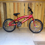 Bicicleta Sbk Bmx Black Magic Niño Rodado 20