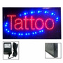 Cartel De Luminoso De Led Tattoo, Ideal Para Locales