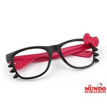 Armazones De Anteojos/lentes Kitty - El Mundo De Hello Kitty