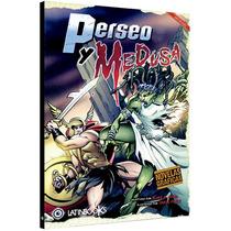 Perseo Y Medusa Novela Gráfica Latinbooks