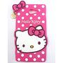 Funda Silicona Hello Kitty Sony Xperia M2 Zona Microcentro