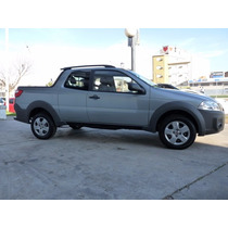 Anticipo$20.000 Y Cuotas- Fiat Strada Working Cabina Doble