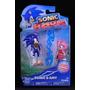 Sonic Boom Figura Articulada X2 3 Modelos Original Tv