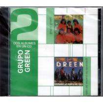 Grupo Green - 2 En 1 Green / Golpeando Las Puertas Del Cielo