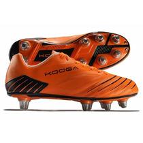 Botines De Rugby Kooga - Advantage Boot - 8 Tapones Aluminio