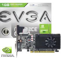 Video Nvidia Geforce Gt610 1gb Ddr3 Vga Dvi Hdmi Pci Express