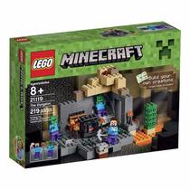 Lego Minecraft Nuevo Modelo 21119 Original 219 Piezas Nuevo