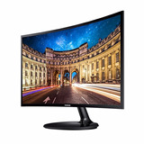 Monitor Curvo Led 24 Samsung Cf390 Full Hd Hdmi Vesa Gamer