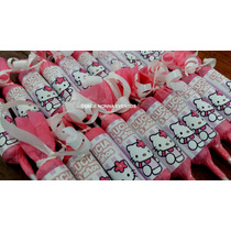 Candy Bar Hello Kitty P/30 Chicos/90 Golosinas!