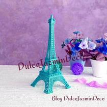 Torre Eiffel Adorno Hierro Souvenirs Casamientos 15 Años