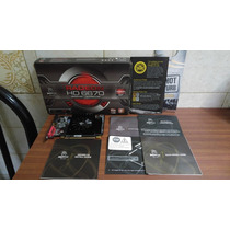 Placa De Video Xfx Ati Radeon Hd6670 1gb Ddr3 128bits Hdmi