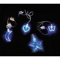 40 Collares Luminosos Cotillon Led Eventos Fiestas