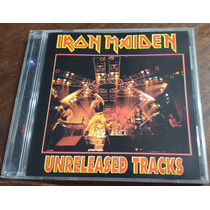 Iron Maiden - Unreleased Tracks Cd Metallica Judas Priest