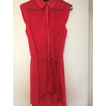 Camisa/vestido Gasa Forever 21