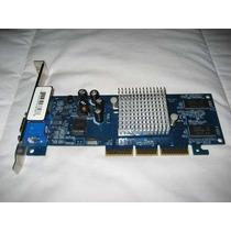 Placa De Video Agp Geforce Fx5200 128mb En Quilmes!