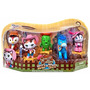 Set Pack Sheriff Callie 5 Personajes Tv.