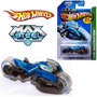 Hot Wheels Max Steel Moto Azul 59/250 2013 Juguete Original
