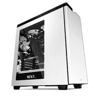 Gabinete Nzxt H440 White-black Bsaspc