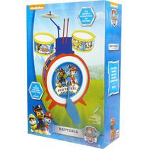 Paw Patrol Bateria Para Niños Nick Jr Original