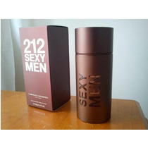 Carolina Herrera 212 Sexy Men 100ml Nuevo 100% Original