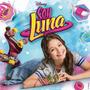 Kit Imprimible Soy Luna Candy Bar Invitaciones Cotillon