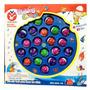 Fishing Game Juego De Pesca 4 Cañas 21 Peces Kid Toys