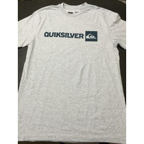 Remera Quicksilver Talle M Traida De Usa