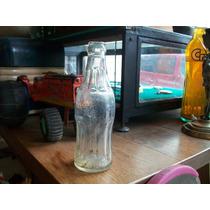Antigua Botella De Gaseosa Citrus