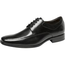 Zapato De Cuero Democarta Bergamo Acordonado