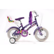 Bicicleta R12 Olmo Tiny Pets Nena + Regalo