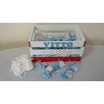 Sourvenir Nacimiento Baby Shower Piecitos Jabón