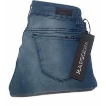 Jeans Mujer Rapsodia / Tucci / Wanama Elastizados Chupin