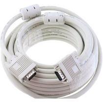 Cable Vga A Vga 15 Mts Con Filtro