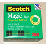 Cinta Scotch Magica 3m (19mm X 38 M) Original