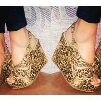 Zapatos Leopardo Livianos!