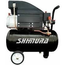 Compresor De Aire Shimura 2.5hp 50 Litros Villa Del Parque