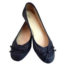 Ballerinas Zapatos Mujer Cuero Chatitas Bajas Regalo Mujer