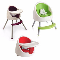 Silla De Comer 3 En 1 Love Alturas + Booster Distrimicabebe