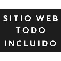 Páginas Web Sitio Web Autoadministrable Tienda Online